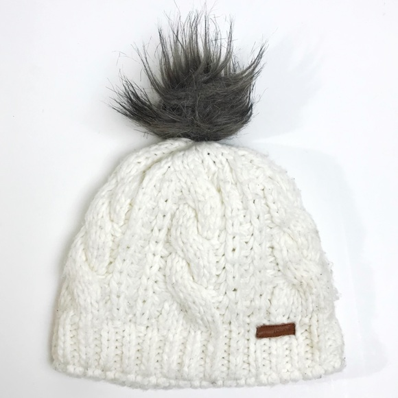 name.it Other - Name.it white knit beanie